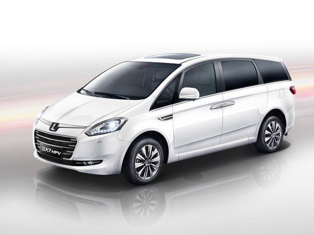 纳智捷新大7 MPV上市 售16.98-24.98万
