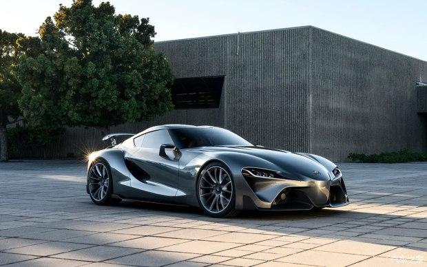2017年正式亮相 丰田新Supra更多信息