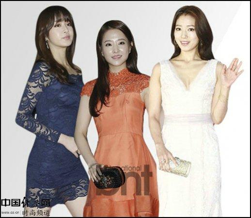 90年生女星引领韩流 朴信惠姜素拉朴宝英美的不一般