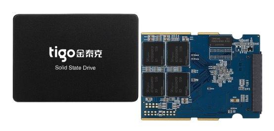 消费类SSD市场,4通道主控是大势所趋