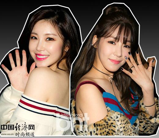 "Tiffany全�裥墙棠慊�""偶像妆"""