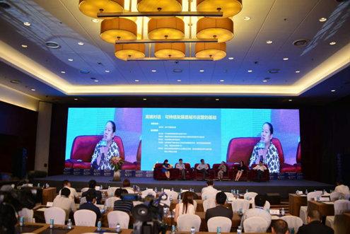 第三届中国城市镇运营商大会:创新运营 产业再生(组图)
