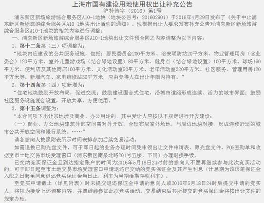 中粮溢价235%夺上海地块 今年过半地王入国企囊中