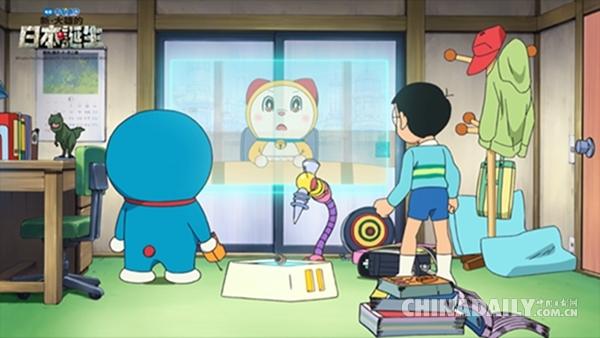 《哆啦A梦:新·大雄的日本诞生》722将映 粉丝自制暖心又走心