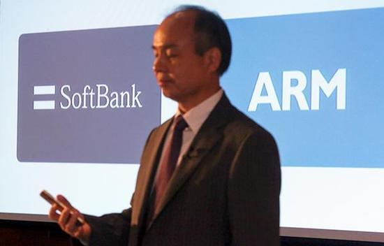 软银收购ARM引信息安全焦虑:专家呼吁建自主系统