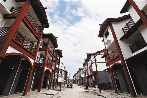 西南首个装配式农民新村在綦江竣工
