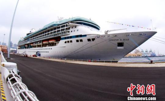 大连港国际邮轮中心正式开港运营(组图)