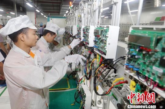 全球第二大硬盘磁头专业制造商成都建基地(组图)