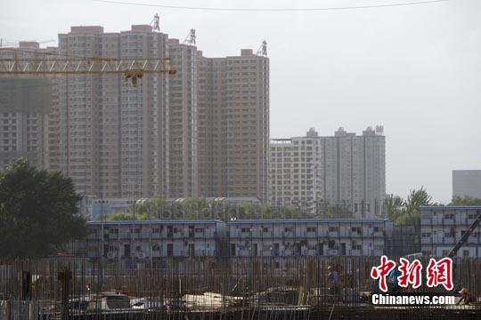 资料图 中新社发 张云 摄