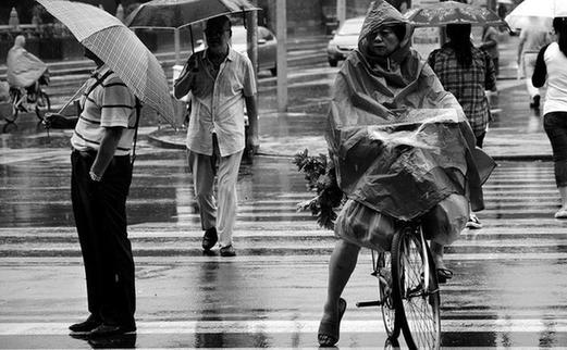 这场暴雨为啥受欢迎? 降雨今天结束明后天放晴