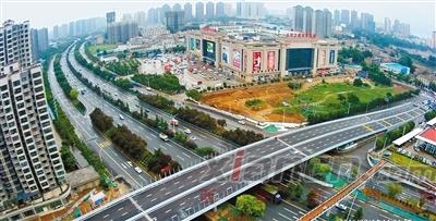 西安东三环韩森东路立交建成 预计下周正式通车